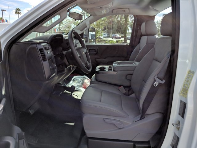 2019 Silverado 3500 Regular Cab DRW 4x4,  Knapheide Service Body #KF120400 - photo 19