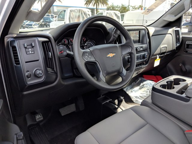 2019 Silverado 3500 Regular Cab DRW 4x4,  Knapheide Service Body #KF120400 - photo 20