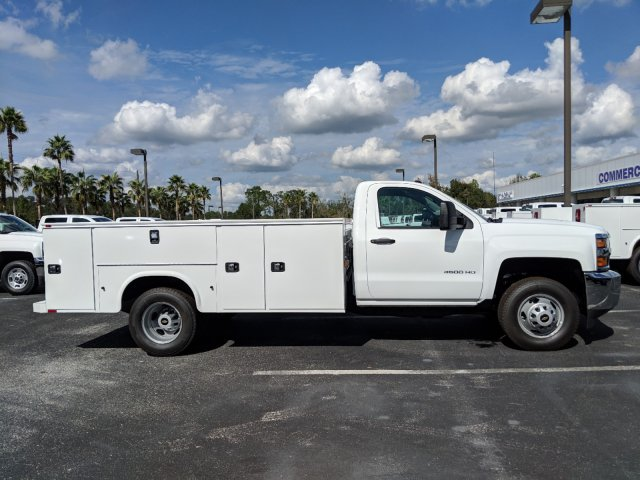 2019 Silverado 3500 Regular Cab DRW 4x4,  Knapheide Service Body #KF120400 - photo 3