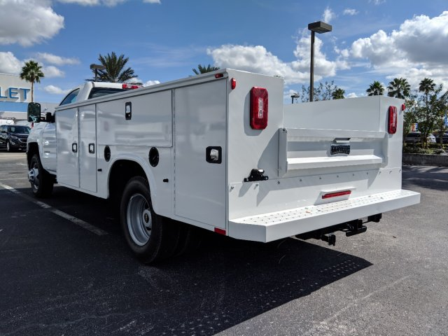 2019 Silverado 3500 Regular Cab DRW 4x4,  Knapheide Service Body #KF120400 - photo 6