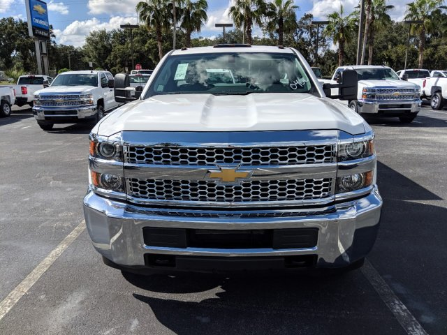 2019 Silverado 3500 Regular Cab DRW 4x4,  Knapheide Service Body #KF120400 - photo 8