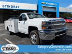 2019 Silverado 3500 Regular Cab DRW 4x4,  Knapheide Service Body #KF120400 - photo 1