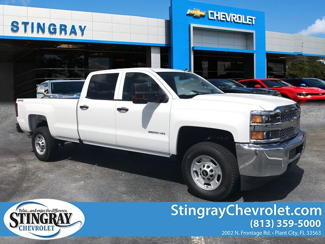 2019 Silverado 2500 Crew Cab 4x4,  Pickup #KF133840 - photo 3