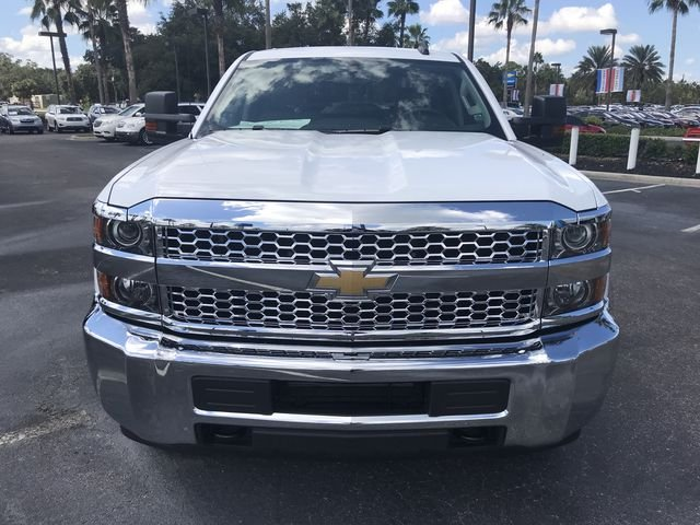 2019 Silverado 2500 Crew Cab 4x4,  Pickup #KF133840 - photo 8