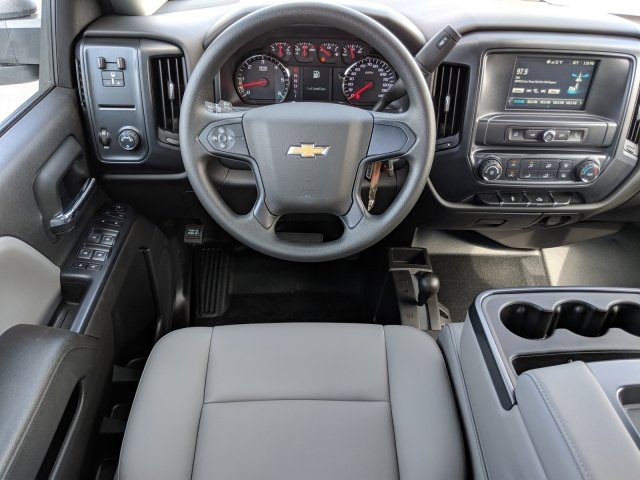 2019 Silverado 2500 Crew Cab 4x4,  Pickup #KF134340 - photo 15