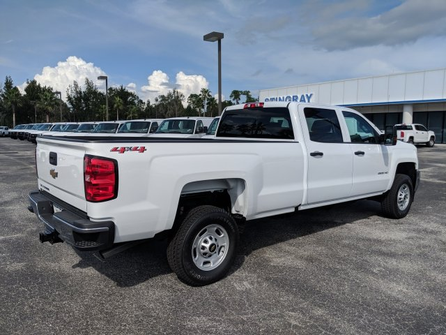 2019 Silverado 2500 Crew Cab 4x4,  Pickup #KF134340 - photo 2