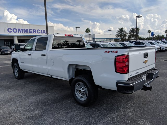 2019 Silverado 2500 Crew Cab 4x4,  Pickup #KF134340 - photo 6