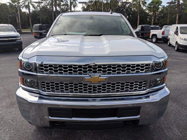 2019 Silverado 2500 Crew Cab 4x4,  Pickup #KF134340 - photo 8