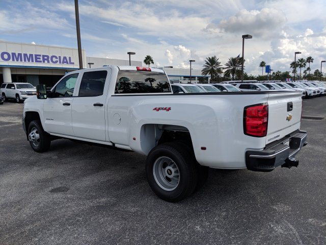 2019 Silverado 3500 Crew Cab 4x4,  Pickup #KF138541 - photo 6