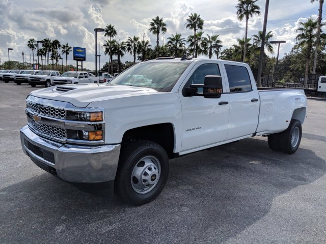 2019 Silverado 3500 Crew Cab 4x4,  Pickup #KF138541 - photo 7