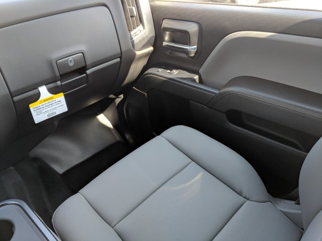 2019 Silverado 3500 Crew Cab DRW 4x2,  Rugby Dump Body #KF145759 - photo 15