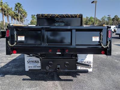 2019 Silverado 3500 Crew Cab DRW 4x2,  Rugby Eliminator LP Steel Dump Body #KF145759 - photo 4