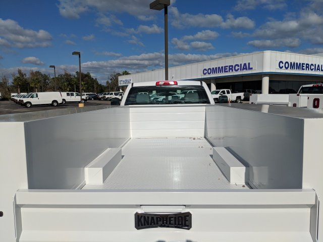 2019 Silverado 3500 Regular Cab DRW 4x2,  Knapheide Service Body #KF145915 - photo 13