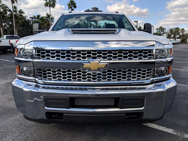 2019 Silverado 3500 Regular Cab DRW 4x2,  Knapheide Service Body #KF145915 - photo 9