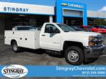 2019 Silverado 3500 Regular Cab DRW 4x2,  Knapheide Service Body #KF145915 - photo 1