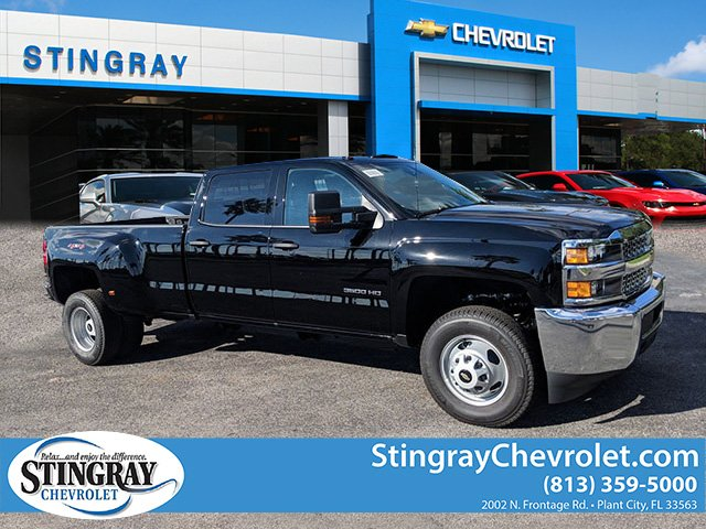 2019 Silverado 3500 Crew Cab 4x4,  Pickup #KF151294 - photo 3