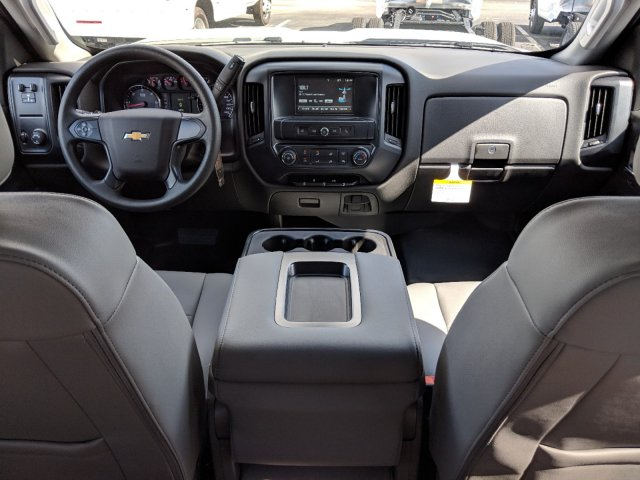 2019 Silverado 2500 Crew Cab 4x4,  Pickup #KF153997 - photo 14