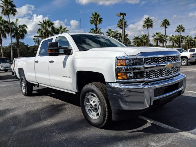 2019 Silverado 2500 Crew Cab 4x4,  Pickup #KF153997 - photo 4