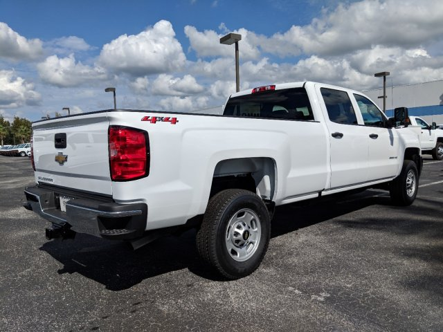 2019 Silverado 2500 Crew Cab 4x4,  Pickup #KF153997 - photo 2