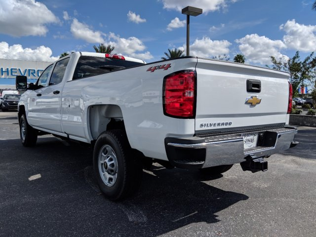 2019 Silverado 2500 Crew Cab 4x4,  Pickup #KF153997 - photo 6