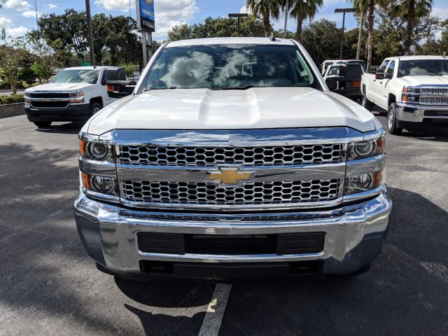 2019 Silverado 2500 Crew Cab 4x4,  Pickup #KF153997 - photo 8