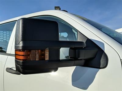 2019 Silverado 3500 Crew Cab DRW 4x4,  Knapheide Platform Body #KF157716 - photo 11