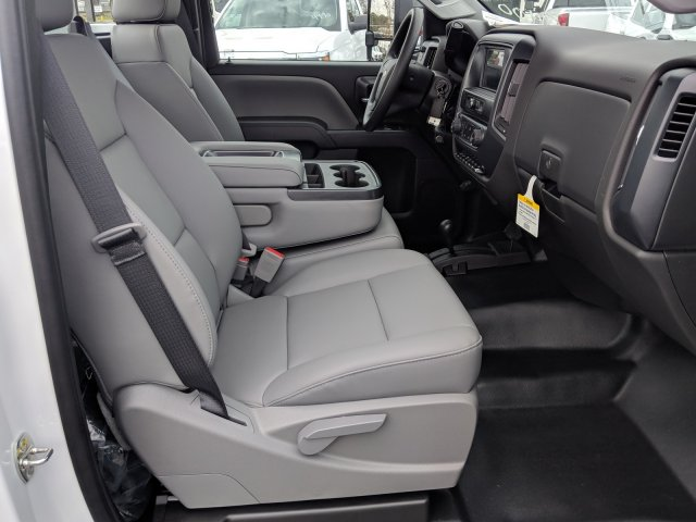 2019 Silverado 3500 Regular Cab DRW 4x4,  Knapheide Service Body #KF159400 - photo 13