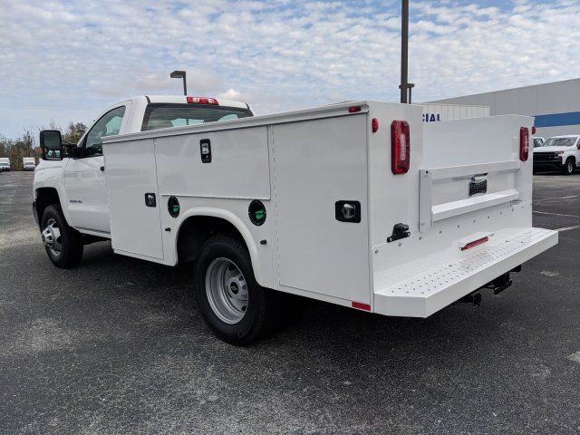 2019 Silverado 3500 Regular Cab DRW 4x4,  Knapheide Service Body #KF159400 - photo 6
