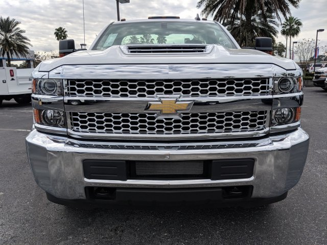 2019 Silverado 3500 Regular Cab DRW 4x4,  Knapheide Service Body #KF159400 - photo 9