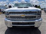 2019 Silverado 3500 Regular Cab DRW 4x4,  CM Truck Beds SK Model Platform Body #KF160281 - photo 8