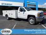 2019 Silverado 3500 Regular Cab DRW 4x2,  Knapheide Service Body #KF162599 - photo 1
