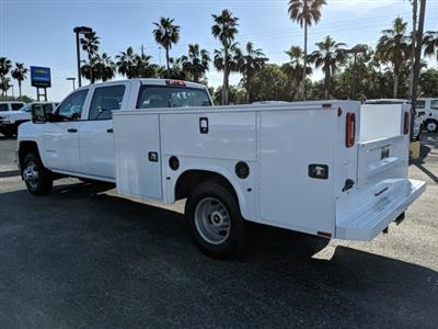 2019 Silverado 3500 Crew Cab DRW 4x2,  Knapheide Standard Service Body #KF210448 - photo 3