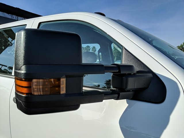 2019 Silverado 3500 Crew Cab DRW 4x2,  Knapheide Landscape Dump #KF211398 - photo 11
