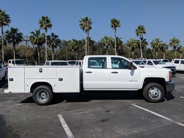 2019 Silverado 3500 Crew Cab DRW 4x2,  Knapheide Service Body #KF211703 - photo 6