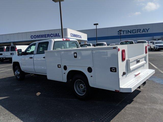 2019 Silverado 3500 Crew Cab DRW 4x2,  Knapheide Service Body #KF211703 - photo 3