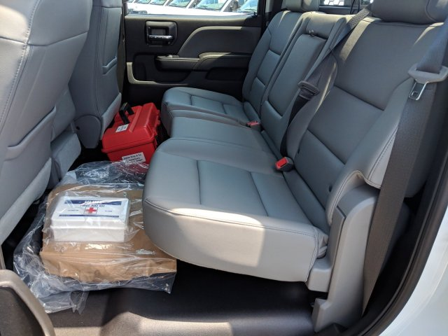 2019 Silverado 3500 Crew Cab DRW 4x4,  Knapheide Value-Master X Platform Body #KF245149 - photo 13
