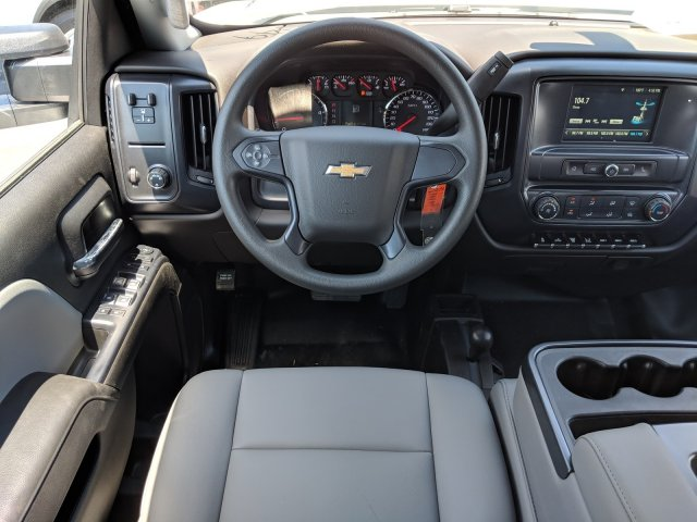 2019 Silverado 3500 Crew Cab DRW 4x4,  Knapheide Value-Master X Platform Body #KF245149 - photo 15