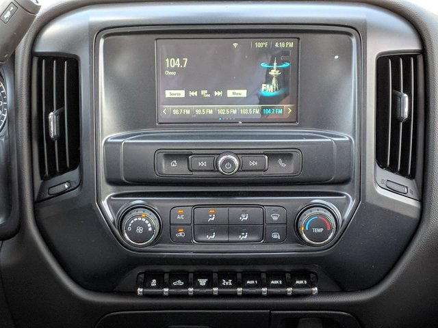 2019 Silverado 3500 Crew Cab DRW 4x4,  Knapheide Value-Master X Platform Body #KF245149 - photo 17