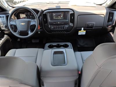 2019 Silverado 3500 Crew Cab DRW 4x4,  Knapheide Value-Master X Platform Body #KF245149 - photo 14