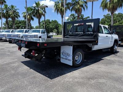 2019 Silverado 3500 Crew Cab DRW 4x4,  Knapheide Value-Master X Platform Body #KF245149 - photo 2
