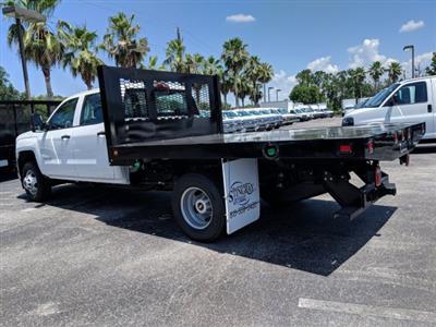 2019 Silverado 3500 Crew Cab DRW 4x4,  Knapheide Value-Master X Platform Body #KF245149 - photo 6