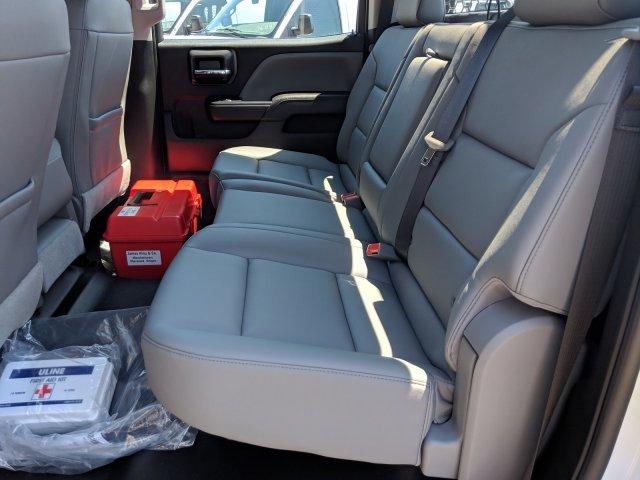 2019 Silverado 3500 Crew Cab DRW 4x4,  Knapheide PGNB Gooseneck Platform Body #KF246247 - photo 12