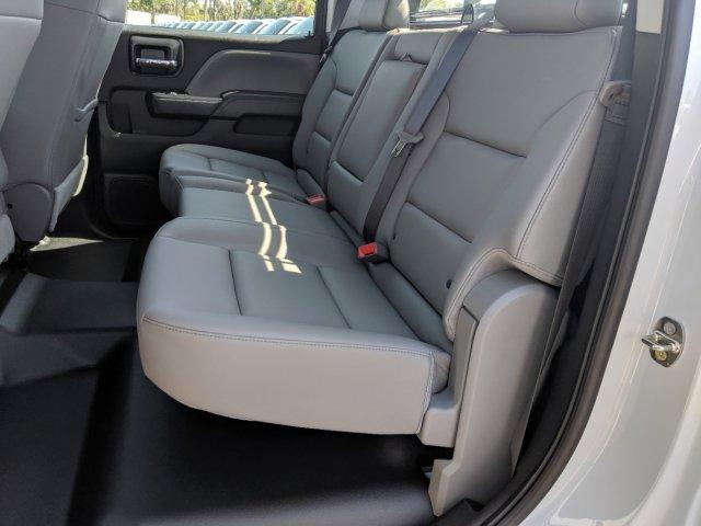 2019 Silverado 3500 Crew Cab DRW 4x4,  CM Truck Beds Platform Body #KF249810 - photo 12