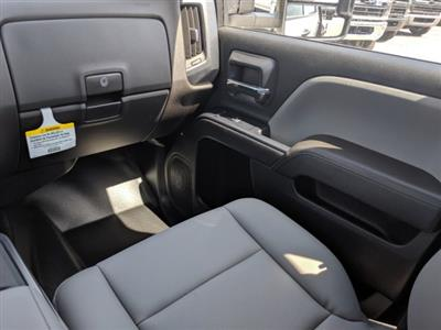 2019 Silverado 3500 Crew Cab DRW 4x4,  CM Truck Beds Platform Body #KF249810 - photo 15