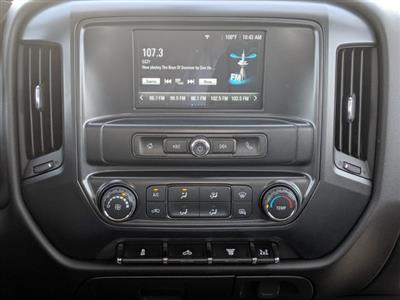 2019 Silverado 3500 Crew Cab DRW 4x4,  CM Truck Beds Platform Body #KF249810 - photo 16