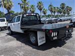 2019 Silverado 3500 Crew Cab DRW 4x4,  CM Truck Beds Platform Body #KF249810 - photo 5