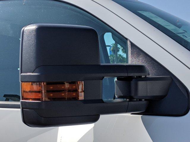 2019 Silverado 3500 Crew Cab DRW 4x4,  CM Truck Beds Platform Body #KF251417 - photo 11