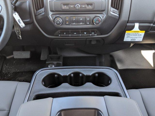 2019 Silverado 3500 Crew Cab DRW 4x4,  CM Truck Beds Platform Body #KF251417 - photo 17