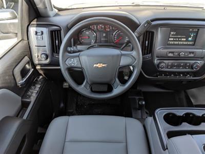 2019 Silverado 3500 Crew Cab DRW 4x4,  CM Truck Beds Platform Body #KF251417 - photo 14