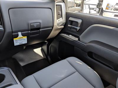 2019 Silverado 3500 Crew Cab DRW 4x4,  CM Truck Beds Platform Body #KF251417 - photo 15
